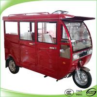 Popular cng passenger rickshaw gas three wheeler motor tricycle