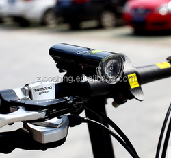 3 Watt Cree LED bicycle front cycling bike lighting with BSCI, CE, ROHS Approved