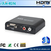1080P Audio Converter VGA to HDMI HD HDTV Video Converter Box Adapter for PC Laptop DVD