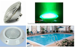 IP68 led underwater swimming pool light with remote controls WST-1337