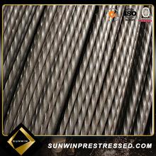 Tianjin Sunwin 6.25mm spiral rib PC Wire