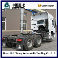 High Quality China sinotruk howo 6x4 tractor pulling truck 371hp on sale