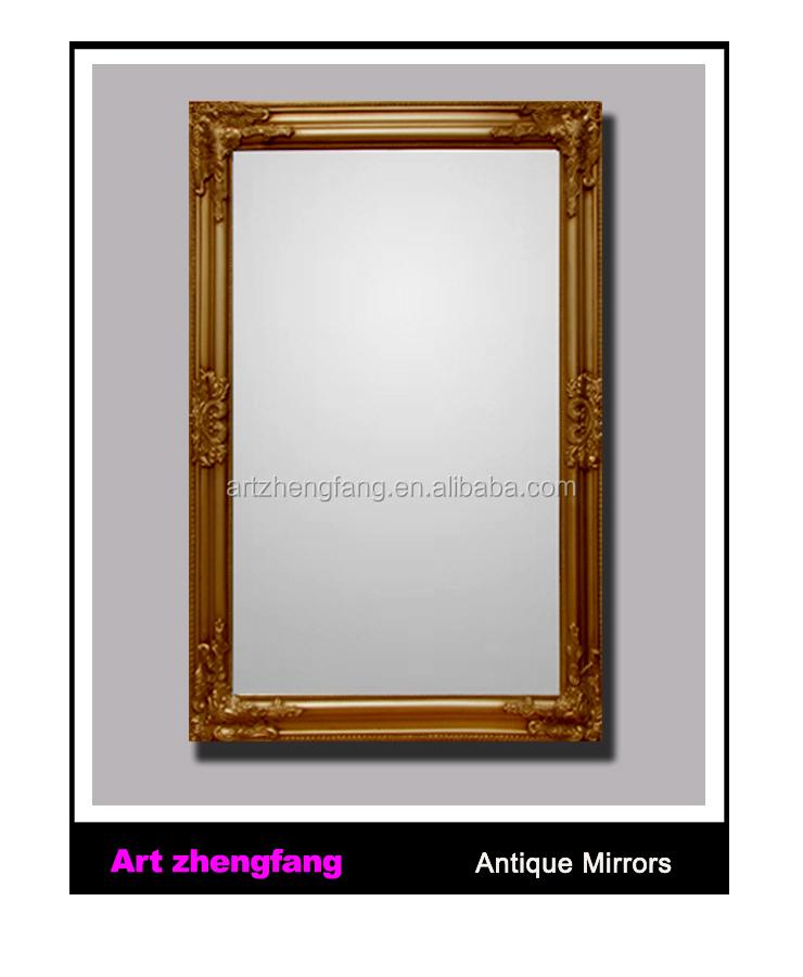 Victorian Mirror Antique Mirror Frames For Sale Large Wood Framed ...