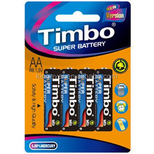 2014 r6 aa battery 1.5v hot selling aa battery r6p 1.5v