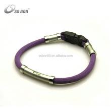 Shenzhen factory health element sport energy bracelet