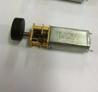 12mm 6v spg gear motor for electric lock