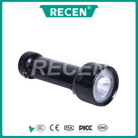 maintenance-free glare signal 3 watt Led led torch light rechargeable