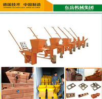 New products automatic brick making machine in india with high quality