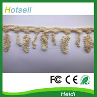 newest 6cm popular tree pattern cotton lace trimming for kids