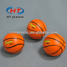 HTPU002 Mini Basketball Stress Ball/Mini Stress Basketball/Basketball Stress Toy