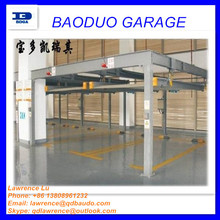 2 floors used home garage car lift for 4 cars