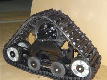 robot rubber track,for Jeep/SUV/ATV,UTV,Truck,Tractors with wheels