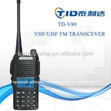 Td-v80 5w recceiver radio