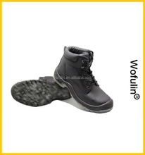 cheap pu safety shoes/good price safety shoes made of pu/low price pu material safety shoes