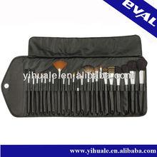 23pcs Deluxe Goat hair Makeup Brush Set