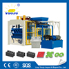 overseas door-door service 2015 CE approved double level extruding QT12-15 brick machine