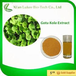 Supply Centella Asiatica Extract 80% Asiaticoside/Gotu kola extract For Skin Whitening