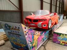 Amusement park rides double wave sliding car list of amusement rides