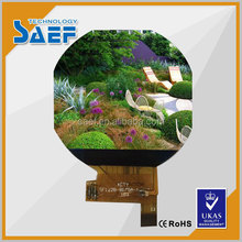 round display 240*(RGB)*240 1.22inch SPI interface IPS Type without touch panel