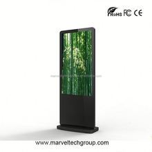 Stand alone indoor wireless wifi network digital signage 3d ad player