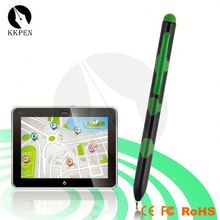 Shibell plastic pen holder dual brush pen flag ball pens