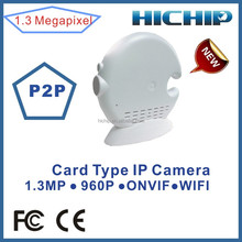 HICHIP Hot New Product 1.3 Megapixel Home P2P BABY Monitor Wireless CCTV Camera,960P Mini IP Camera