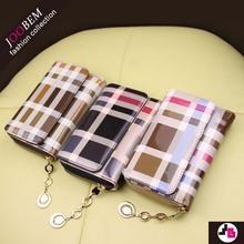 Win-win business 2015 Fashion Design wallet battery case
