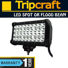 High brightness! offroad roof top led light bar ,4 row 144W offroad led bar light with waterproof, CE&ROHS