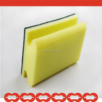 household TV cleaning dry soft sponges