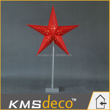 New design led paper star lantern festival party wedding decoration