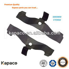 Kapaco BRAND Brake pad Mounting clips FOR ALL CAR MAKERS
