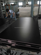 frame shutter,Phenolic Plywood from Shandong, Black film faced plywood