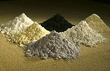 Rare Earth Products for Nanotechnology and Advanced Material
