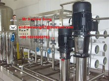 RO system/Pure drinking water treatment system with softener/SUS304 Sand filter carbon filter R.O.Plant