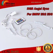 Newest Product rgb angel eyes smd For BMW E93 3 Series Convertible