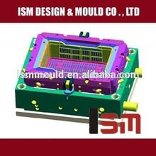 Oem personalizado moldes de plástico estándar europeo/moldes de de cuchara párrafo inyectora de de plastico