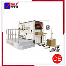 Corrugated board semi automatic die cutter machine