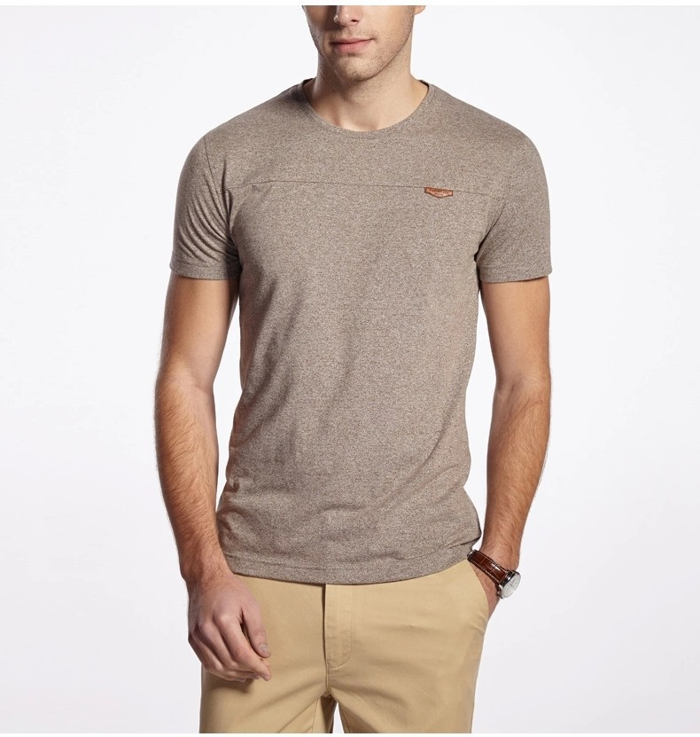 mens brown hemp 100 t shirts wholesale buy hemp t