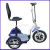 Good Quality Green Vehicle 500W Brushless Motor Three Wheel Motor Scooter