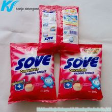 Detergent soap raw materials import detergent powder