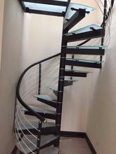 Modern Spiral Stair/wrought iron spiral staircase/spiral staircase