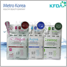 face mask 3 STEP Mask KFDA certificated for Anti-Wrinkle, Whitening