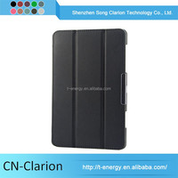 Universal Leather Case 3 Fold Case Leather Flip Case Genuine Leather Case For Samsung Galaxy Tab S 8.4 T 700