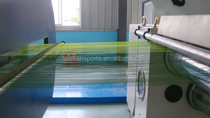 Artificial grass for tennis field/basketball flooring