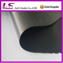 75D waterproof poly pongee twill Dewspo fabric ribstop high elastic fabric with laminating
