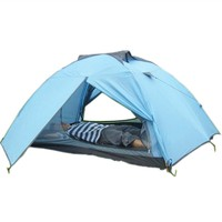 Lightweight easy up folding best camping tent for 2 persons