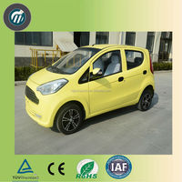 lithium battery eec approval electric vehicle / mini electric bus for touists / eec approved electric cars