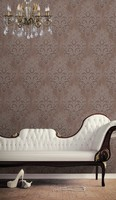 Moreden new style PVC coated deep embossed wallpaper decoration for home
