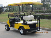 2 seater golf car electric golf cart club cart with CE ISO EEC