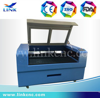 1390 Link brand with 2 years warranty, Factory price small laser cutting machine